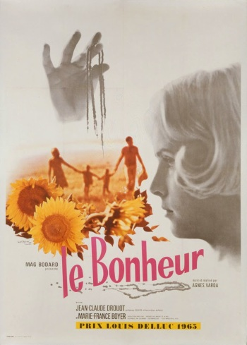LE BONHEUR - French Poster by Georges Kerfyser