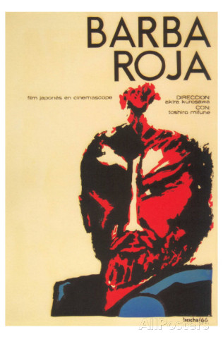 red-beard-cuban-movie-poster-1964