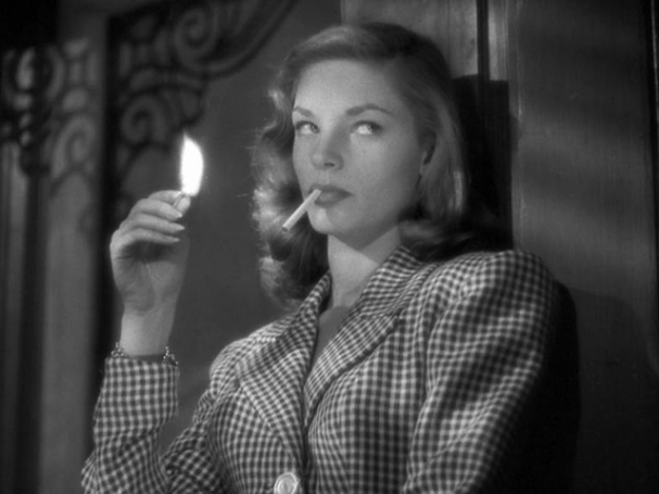 Lauren Bacall + To Have and Have Not 5