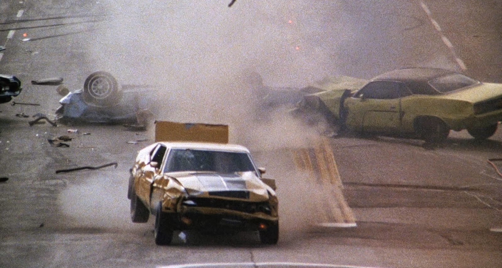 4.Gone in 60 Seconds 1974